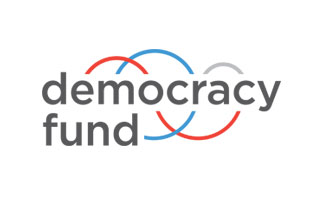 Democracy Fund | Toner Prize Sponsor