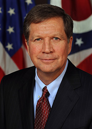 Toner Award 2017 Keynote Speaker Ohio Governor John R. Kasich