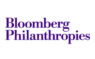 Bloomberg Philanthropies | 2018 Toner Prize sponsor