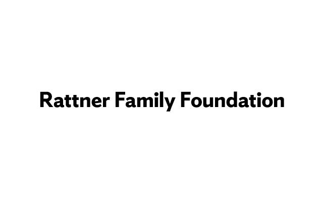 Rattner Family Foundation | Toner Prize Sponsor